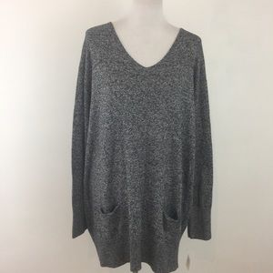 Studio Works Pullover Tunic Soft Knit Top Size 2X